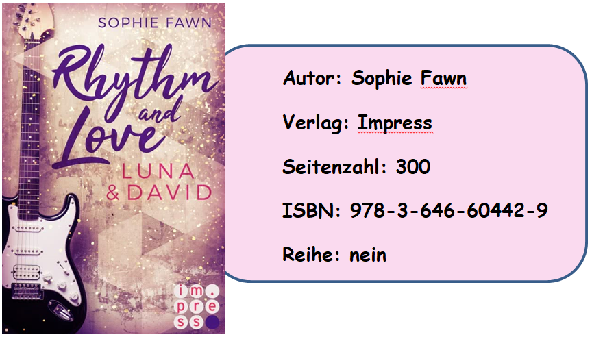 [Rezension] Rhythm and Love 1: Luna und David