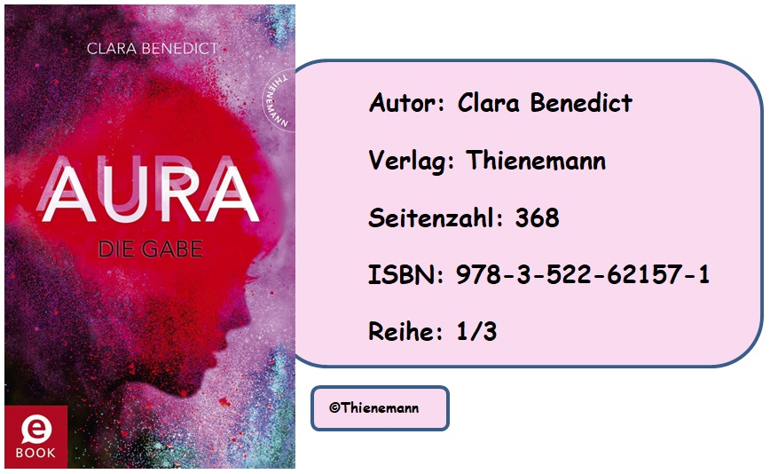 [Rezension] Aura, Band 1: Die Gabe