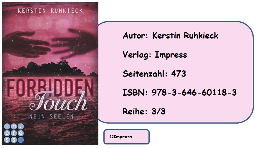 [Rezension] Forbidden Touch, Band 3: Neun Seelen