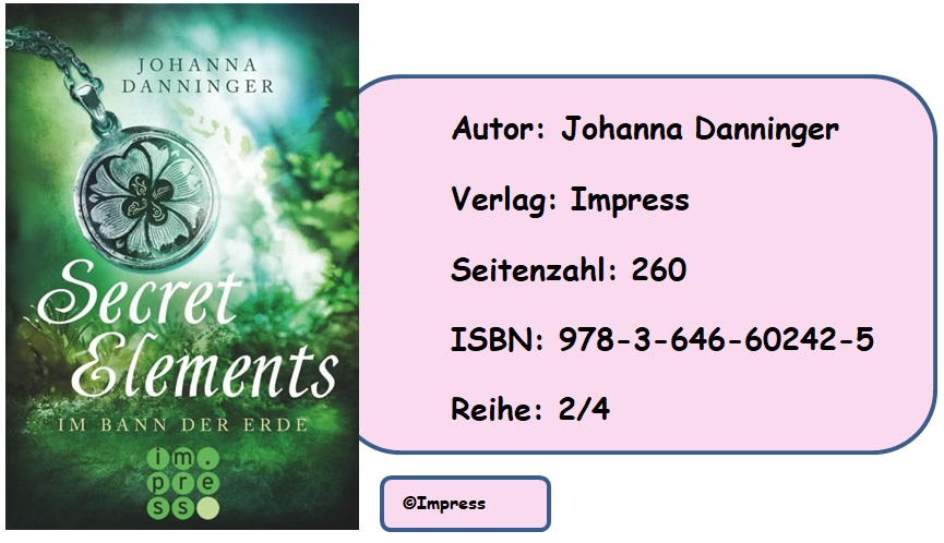 [Rezension] Secret Elements, Band 2: Im Bann der Erde