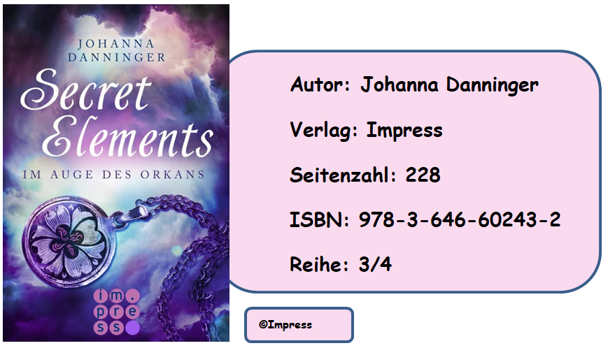 [Rezension] Secret Elements 3: Im Auge des Orkans