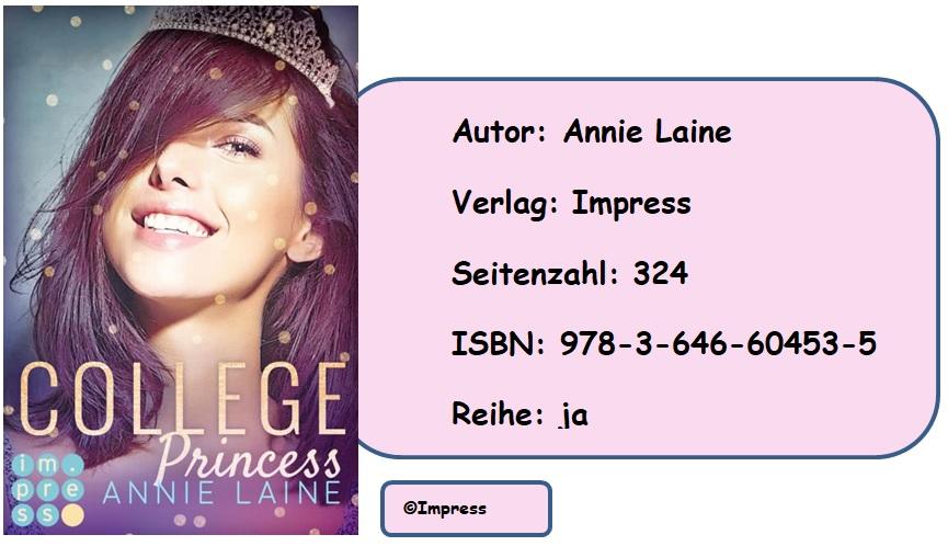[Rezension] Modern Princess, Band 2: College Princess – Bürgerlich Verliebt