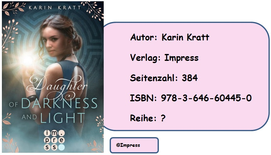 [Rezension] Daughter of Darkness and Light – Schattenprophezeiung