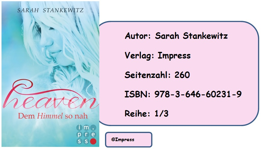 [Rezension] Heaven, Band 1: Dem Himmel so nah