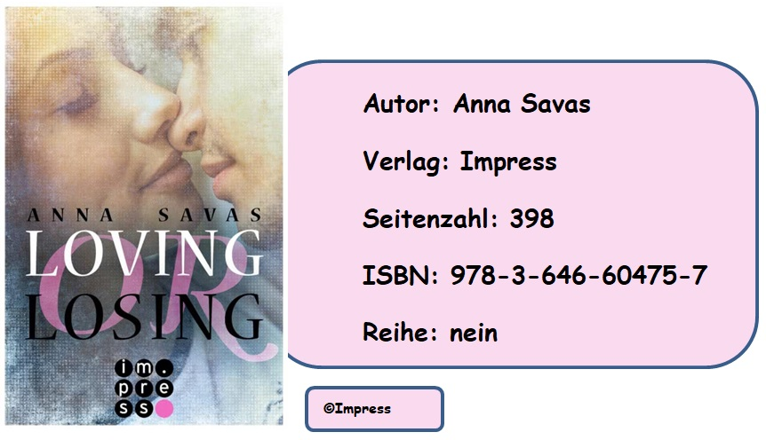 [Rezension] Loving or Losing – Als du in mein Leben kamst