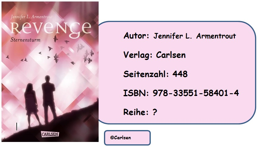 [Rezension]Revenge, Band 1: Sternensturm