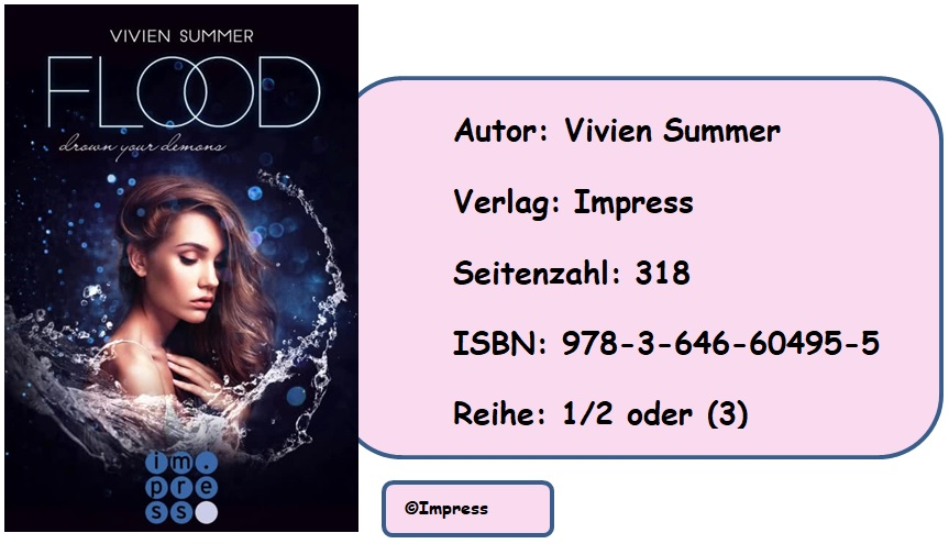 [Rezension] Die Diamanten, Band 1: Flood