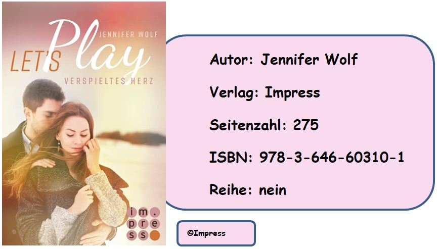 [Rezension] Let´s Play – Verspieltes Herz