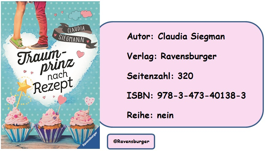 [Rezension] Traumprinz nach Rezept