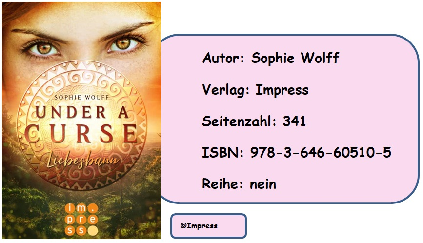 [Rezension] Under a Curse – Liebesbann