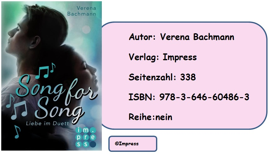 [Rezension] Song for Song – Liebe im Duett