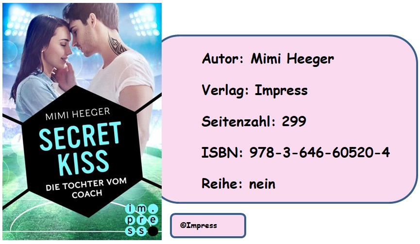 [Rezension] Secret Kiss – Die Tochter vom Coach