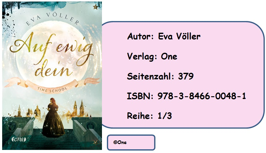[Rezension] Time School, Band 1: Auf ewig dein