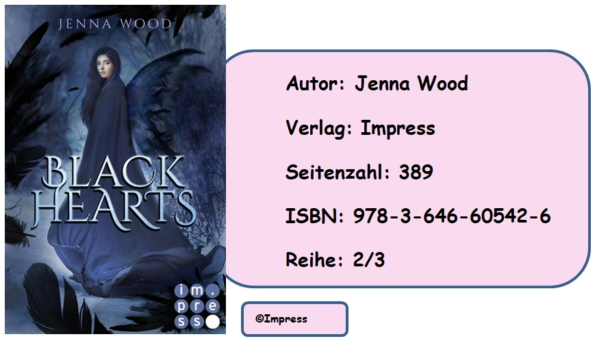 [Rezension] Die Black Reihe, Band 1: Black Hearts