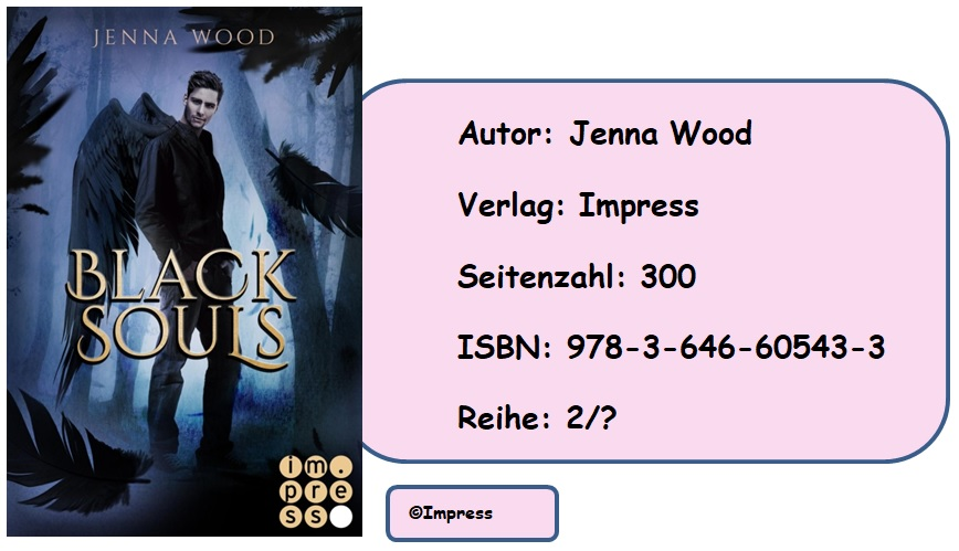 [Rezension] Die Black Reihe, Band 2: Black Souls