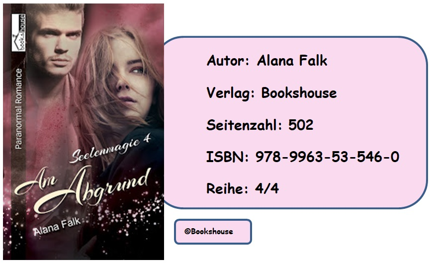 [Rezension] Seelenmagie, Band 4: Am Abgrund