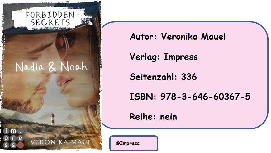 [Rezension] Forbidden Secrets, Nadia & Noah