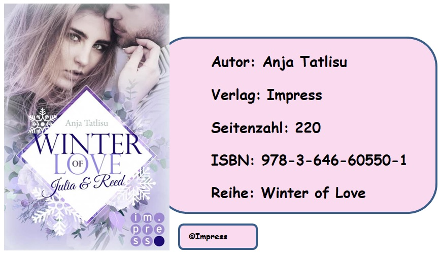 [Rezension] Winter of Love – Julia und Reed