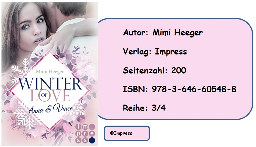 [Rezension] Winter of Love – Anna & Vince