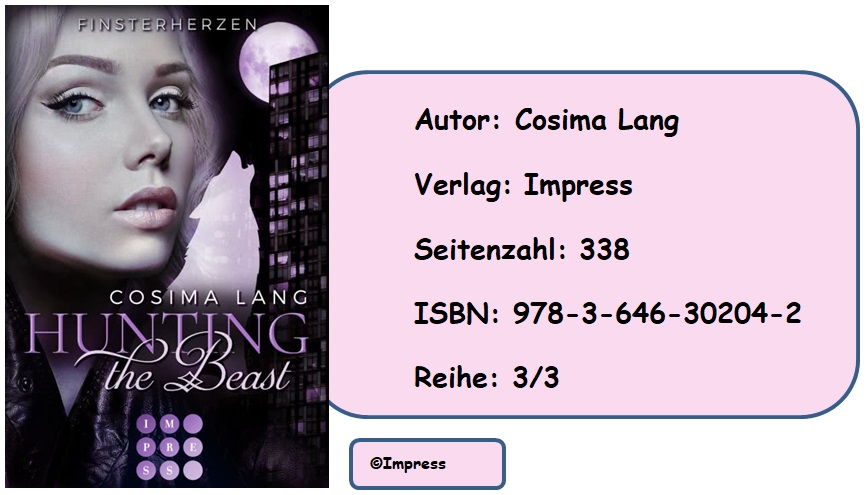 [Rezension] Hunting the Beast, Band 3: Finsterherzen