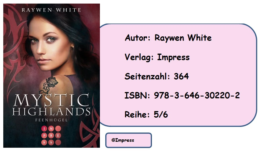 [Rezension] Mystic Highlands, Band 5: Feenhügel