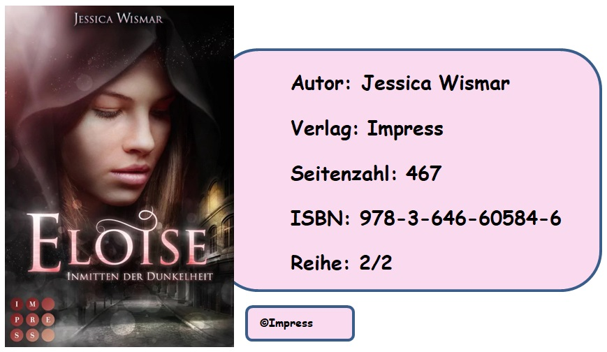 [Rezension] Eloise, Band 2: Inmitten der Dunkelheit