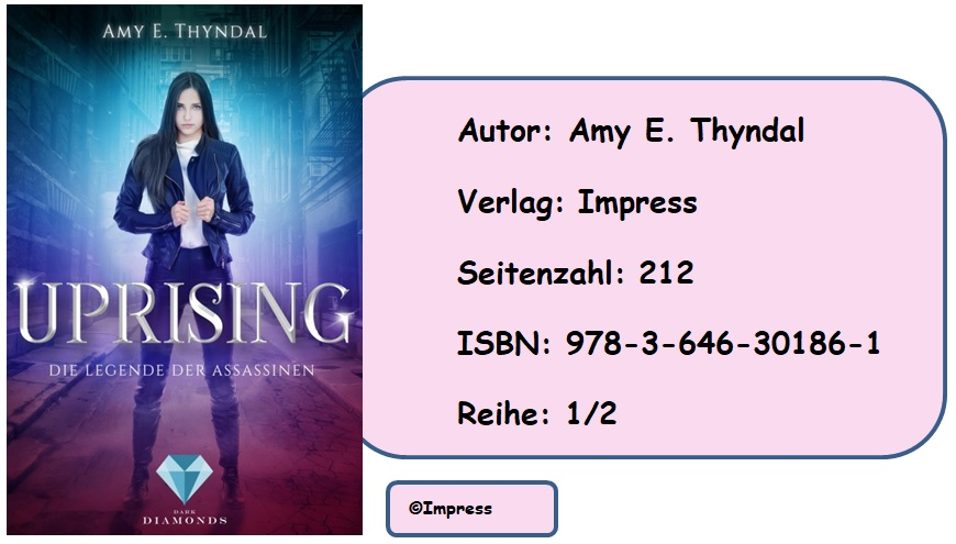 [Rezension] Die Legende der Assassinen, Band 1: Uprising