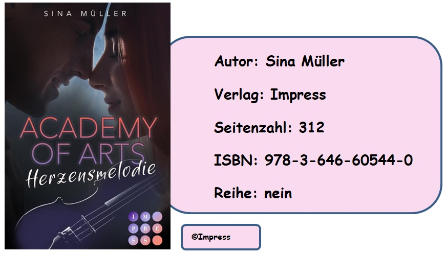 [Rezension] Academy of Arts: Herzensmelodie