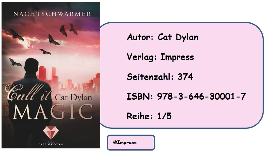 [Rezension] Call it magic, Band 1: Nachtschwärmer