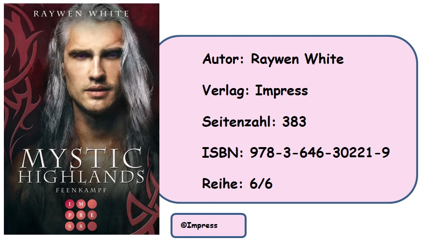 [Rezension]Mystic Highlands, Band 6: Feenkampf