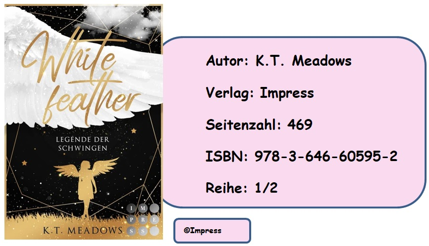 [Rezension] Legende der Schwingen, Band 1: Whitefeather