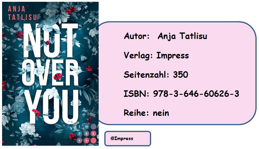 [Rezension] Not Over You