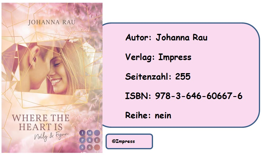 [Rezension] Where the Heart Is. Nelly und Fynn