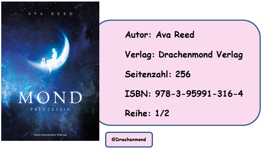 [Rezension] Mond, Band 1: Mondprinzessin