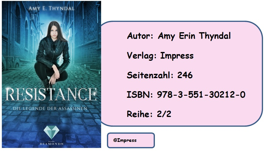 [Rezension] Die Legende der Assassinen, Band 2: Resistance