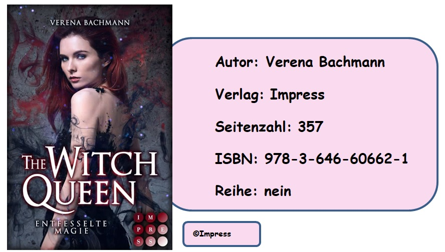 [Rezension] The Witch Queen – Entfesselte Magie