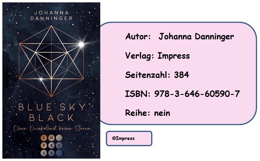 [Rezension] Blue Sky Black – Ohne Dunkelheit keine Sterne