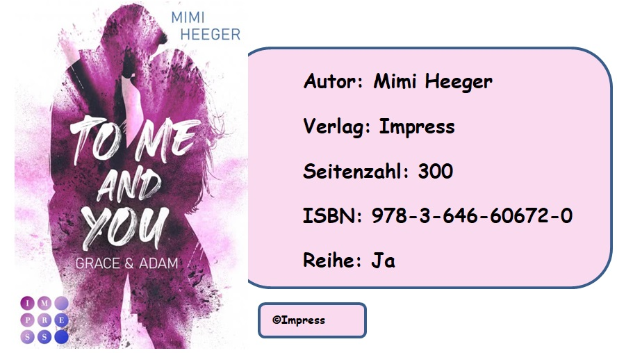 [Rezension] To Me and You – Grace & Adam