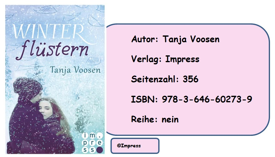 [Rezension] Winterflüstern von Tanja Voosen