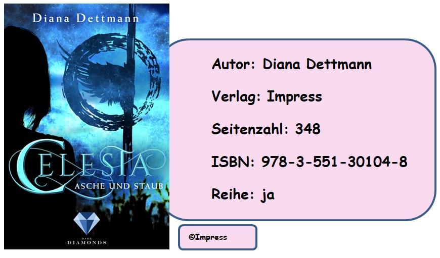 [Rezension] Celesta, Band 1: Asche und Staub