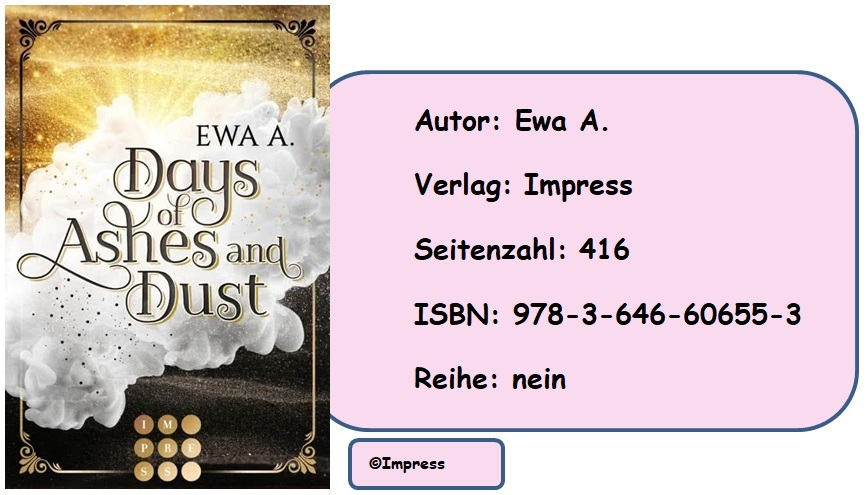 [Rezension] Days of Ashes and Dust