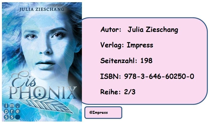 [Rezension] Die Phönix-Saga, Band 2: Eisphönix