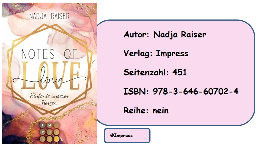 [Rezension] Notes of Love – Sinfonie unserer Herzen