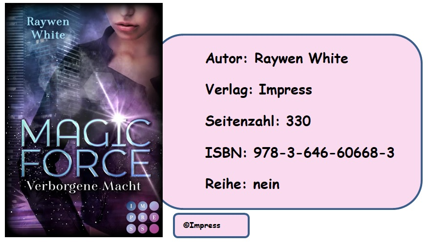 [Rezension] Magic Force. Verborgene Macht