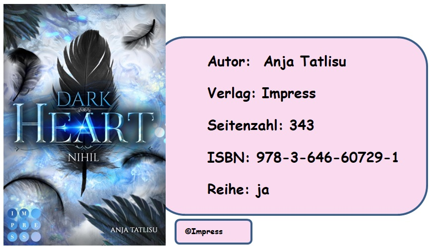 [Rezension] Dark Heart, Band 1: Nihil