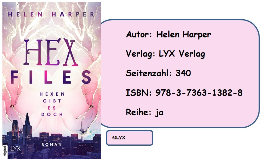[Rezension] Hex Files, Band 1: Hexen gibt es doch