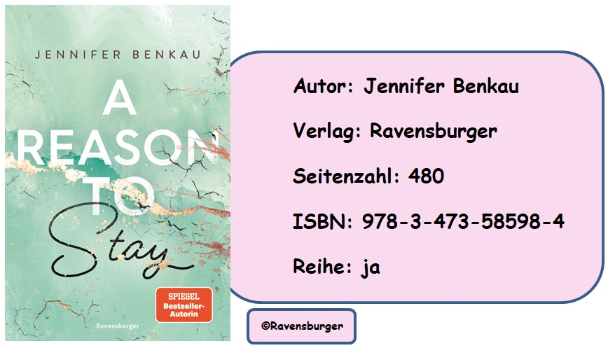 [Rezension] Liverpool Reihe, Band 1: A Reason to Stay