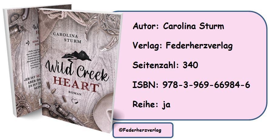 [Rezension]  Wild Creek – Heart
