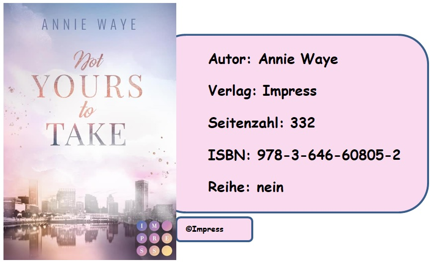 [Rezension] Not Yours to Take